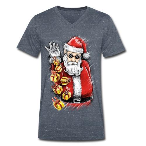 Gift Bae - Men's Organic V-Neck T-Shirt by Stanley & Stella