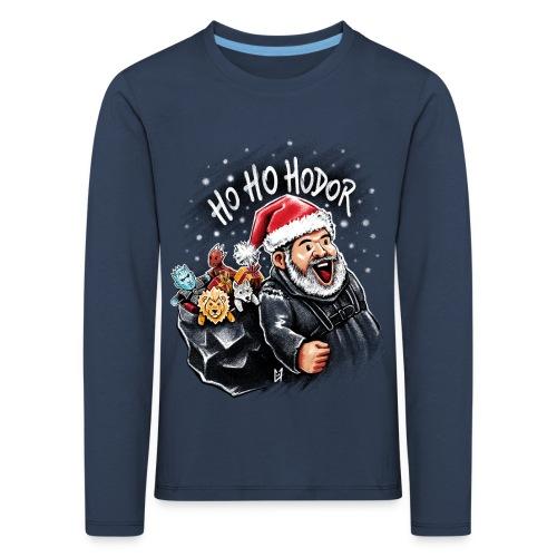 Ho Ho Hodor - Kids' Premium Longsleeve Shirt