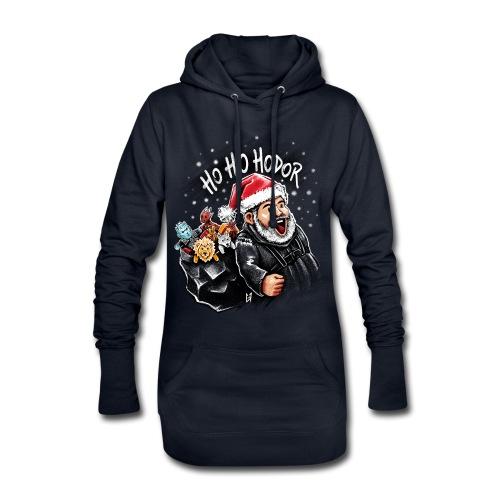 Ho Ho Hodor - Hoodie Dress