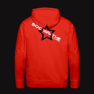 socio redhoodie - Sweat-shirt à capuche Premium pour hommes