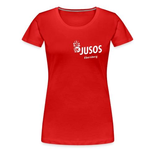 [Frauen] T-Shirt Eber Back - Frauen Premium T-Shirt