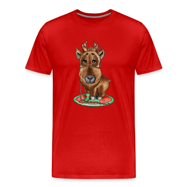 Reindeer refined Rentier scribblesirii