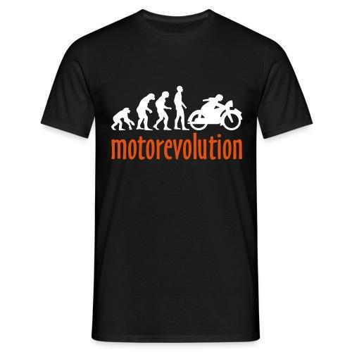 Motorevolution Shirt - Männer T-Shirt