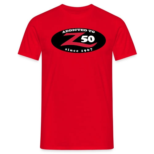 z50 Addict - T-shirt Homme