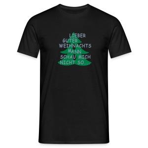 Tannenbaum - Männer T-Shirt