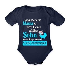 Stolze Mama Baby Junge Geschenk Baby Bodys