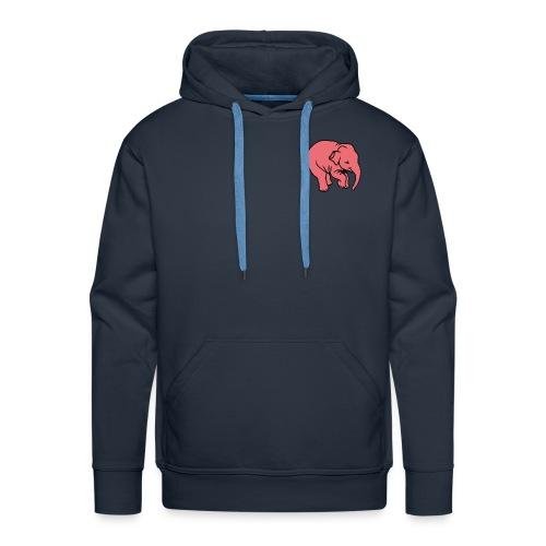 DT sweater met capuchon - Mannen Premium hoodie