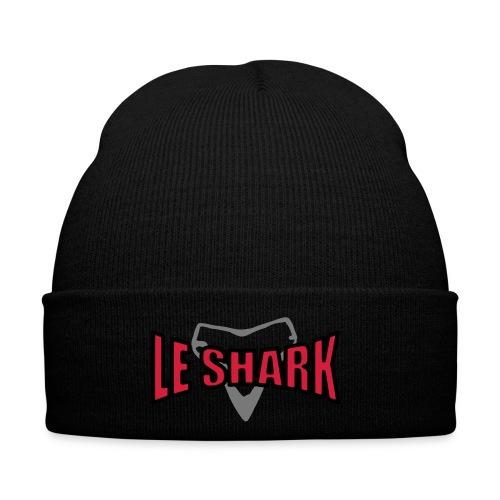 Marque officiel LE SHARK - Bonnet d'hiver