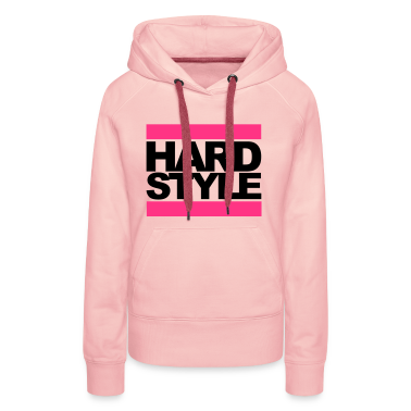 Light pink Hardstyle Box Hoodies & Sweatshirts