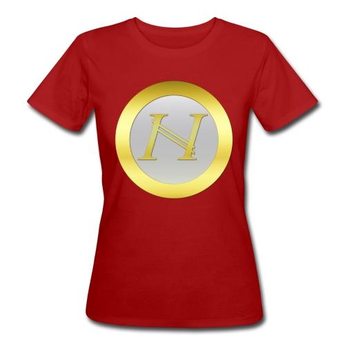 namecoin N - Frauen Bio-T-Shirt