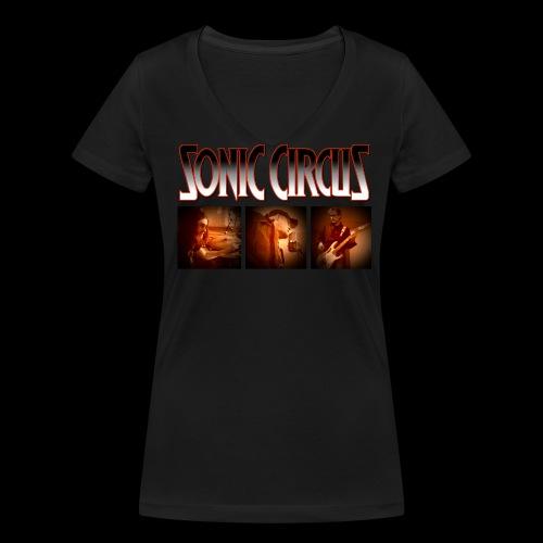 SONIC CIRCUS You Will Not Forget My Name - Frauen Bio-T-Shirt mit V-Ausschnitt von Stanley & Stella