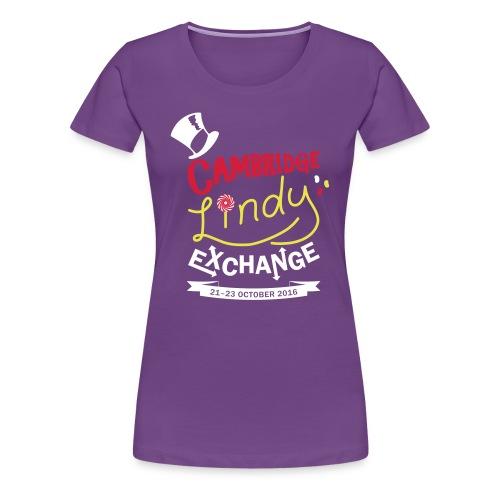 CLX 2016 Ladies - Women's Premium T-Shirt