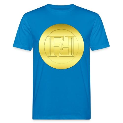 Freicoin - Männer Bio-T-Shirt