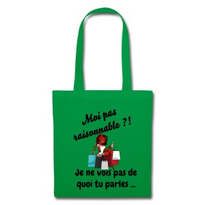 FANDESHOPPING - Tote Bag