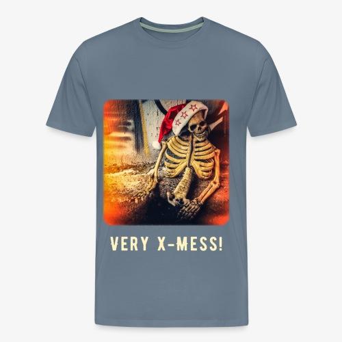 Dead Santa - Very X-Mess! [Premium Shirt For Men] - Männer Premium T-Shirt