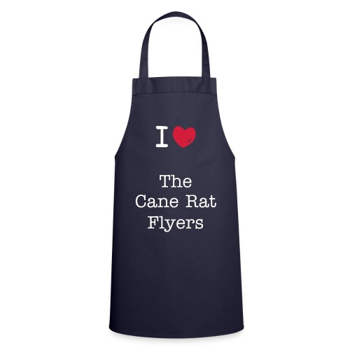 I Love the Cane Rat Flyers- Apron - Cooking Apron