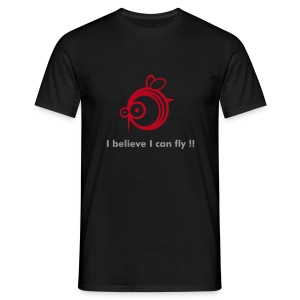 I believe I can fly - Men's T-Shirt