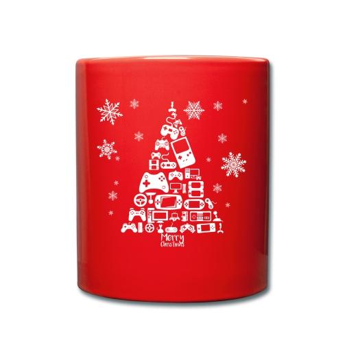 Videospiele Weihnachtsbaum | Tasse/Cup - Full Colour Mug