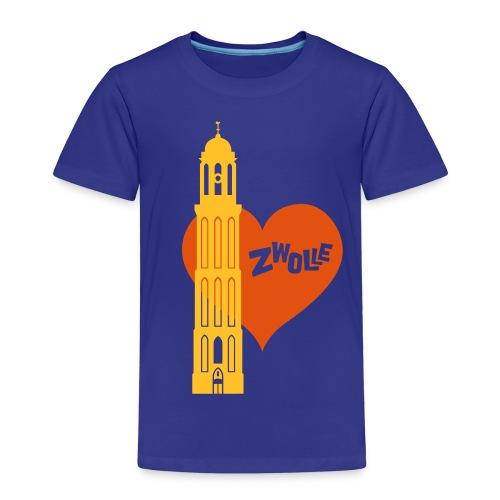 Hartenstad Zwolle Premium Kids T-Shirt - Kinderen Premium T-shirt