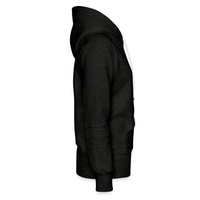 I heart InverRadio Female hoodie.