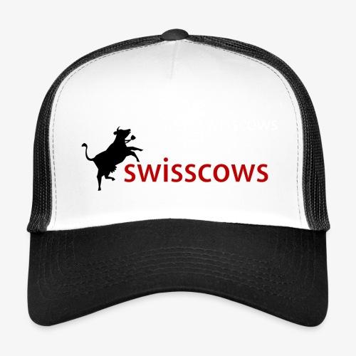 Swisscows Cap - Trucker Cap