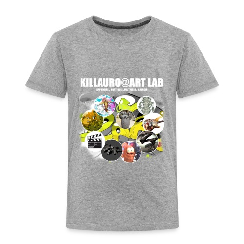 KLR@ART LAB 1F - T-shirt Premium Enfant