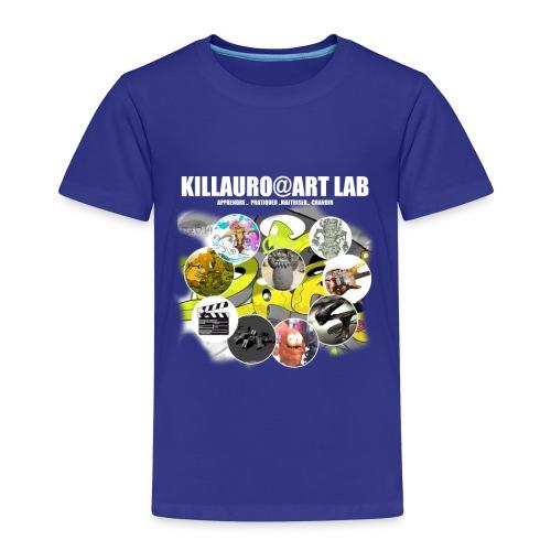 KLR@ART LAB 1G - T-shirt Premium Enfant