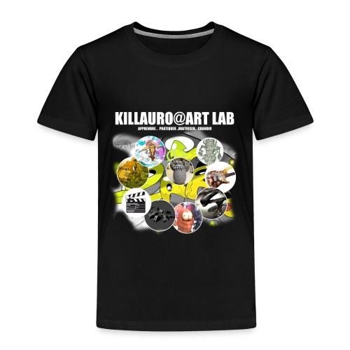 KLR@ART LAB 1H - T-shirt Premium Enfant