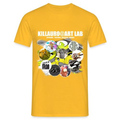 KLR@ART LAB 1B - T-shirt Homme