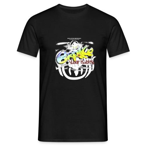 TSGR03BH - T-shirt Homme