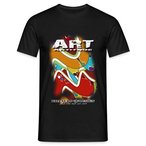TSAR44H - T-shirt Homme