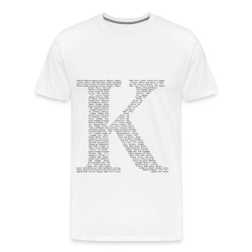 K - Männer Premium T-Shirt