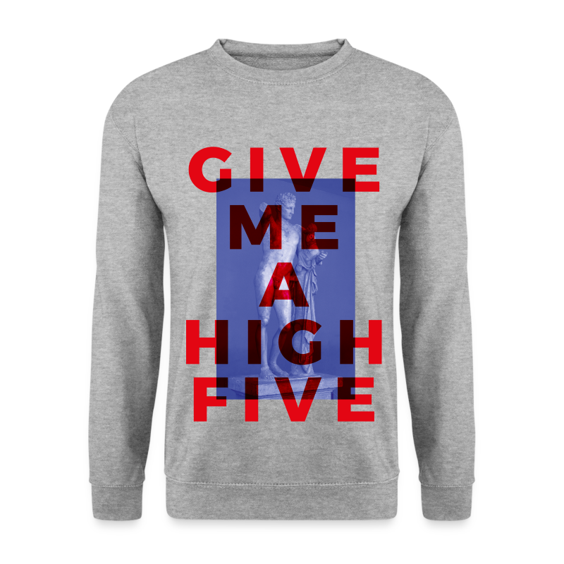High Five - Sweat-shirt - Sweat-shirt Homme