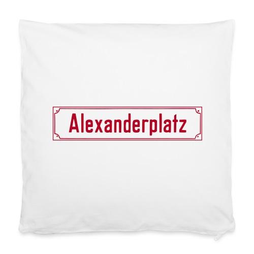 Alexanderplatz Berlin  - Kissenbezug 40 x 40 cm