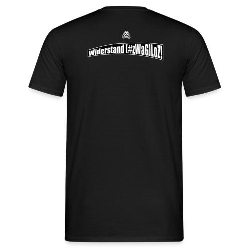 DeathMechanics - Widerstand Shirt - Männer T-Shirt