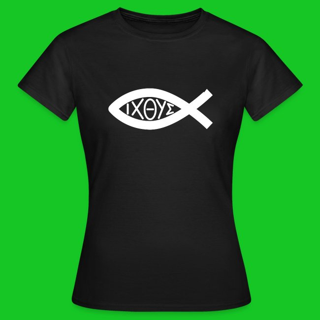 Ichthus daers t-shirt