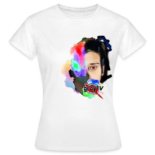 Sea of art Standard - Frauen T-Shirt