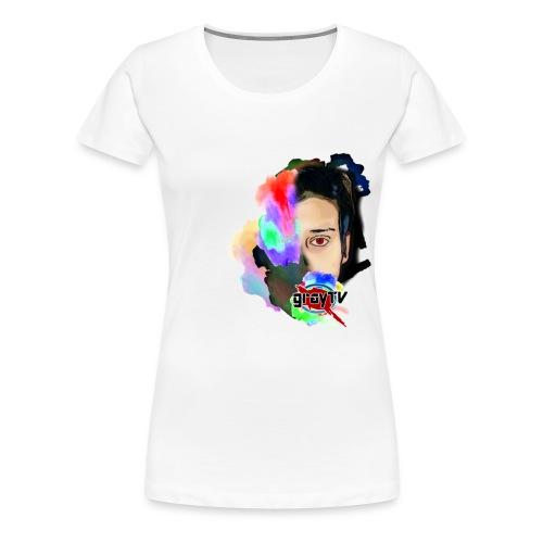 Sea of art Frauen Premium - Frauen Premium T-Shirt
