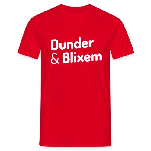 Dunder & Blixem - Men's T-Shirt