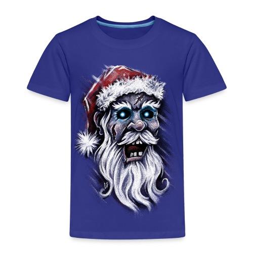 Zombie Santa Claus - Kids' Premium T-Shirt