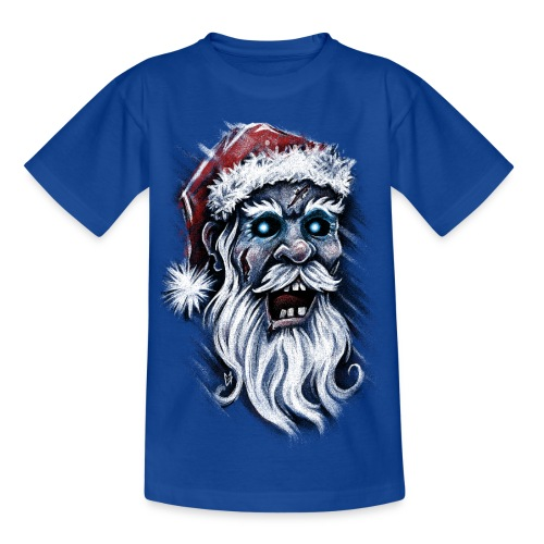 Zombie Santa Claus - Teenage T-Shirt