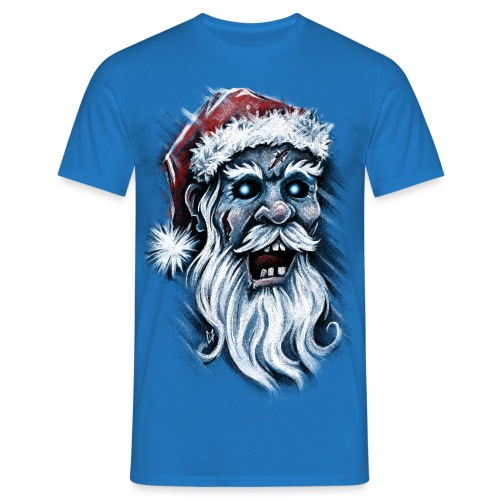 Zombie Santa Claus - Men's T-Shirt