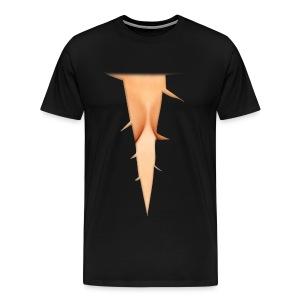 Tim voorbeeld - Mannen Premium T-shirt