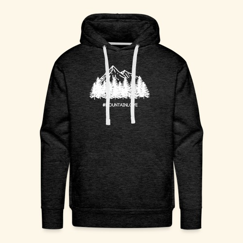 Mountainlove Travellers Choice - Männer Premium Hoodie