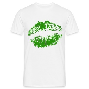 Irish Kiss - Men's T-Shirt