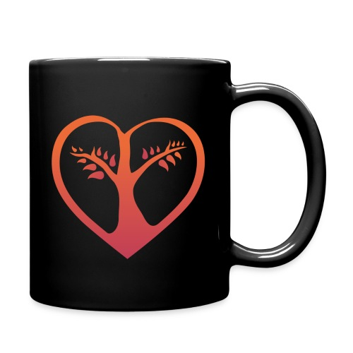 choose love Tasse - Tasse einfarbig