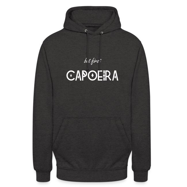 but first CAPOEIRA Hoodie Men