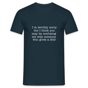 I'm sorry T-shirt - Men's T-Shirt