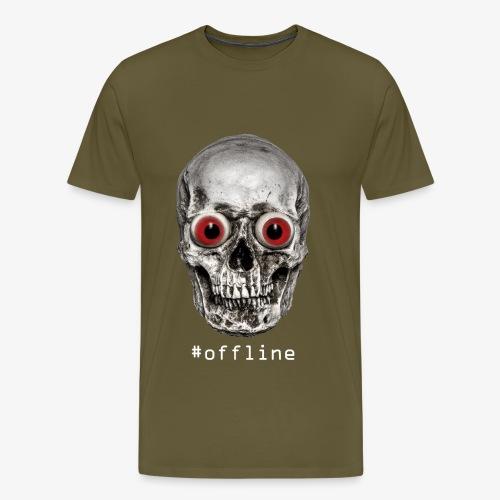 #offline - Männer Premium T-Shirt
