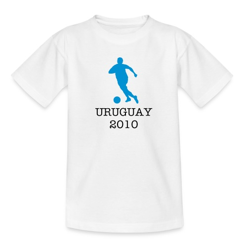 Childrens - Footballer - Teenage T-Shirt